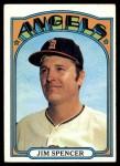 1972 Topps #419  Jim Spencer  Front Thumbnail