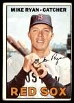 1967 Topps #223 DOT Mike Ryan  Front Thumbnail
