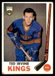 1969 Topps #103  Ted Irvine  Front Thumbnail