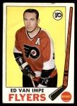 1969 Topps #92  Ed Van Impe  Front Thumbnail