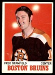 1970 Topps #5  Fred Stanfield  Front Thumbnail