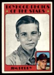 1972 Topps #497   -  Jim Perry Boyhood Photo Front Thumbnail