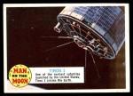 1969 Topps Man on the Moon #18 A  Tiros 1 Front Thumbnail