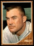 1962 Topps #542  Dave Philley  Front Thumbnail
