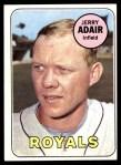 1969 Topps #159  Jerry Adair  Front Thumbnail