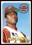 1969 Topps #560  Luis Tiant  Front Thumbnail