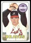 1969 Topps #154  Jim Britton  Front Thumbnail