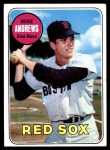 1969 Topps #52  Mike Andrews  Front Thumbnail