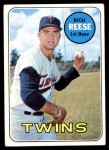 1969 Topps #56  Rich Reese  Front Thumbnail