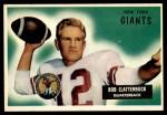 1955 Bowman #141  Bobby Clatterbuck  Front Thumbnail
