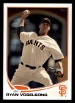 2013 Topps #132  Ryan Vogelsong   Front Thumbnail