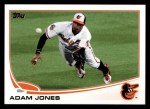 2013 Topps #10  Adam Jones   Front Thumbnail