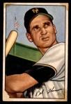 1952 Bowman #2  Bobby Thomson  Front Thumbnail
