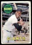 1969 Topps #440 YN Willie McCovey  Front Thumbnail