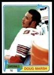1981 Topps #317  Doug Marsh  Front Thumbnail