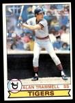 1979 Topps #358  Alan Trammell  Front Thumbnail