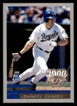 2000 Topps Opening Day #152  Johnny Damon  Front Thumbnail