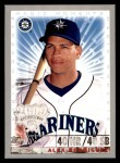 2000 Topps Opening Day #164   -  Alex Rodriguez Magic Moments Front Thumbnail
