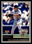 2000 Topps Opening Day #81  Francisco Cordova  Front Thumbnail