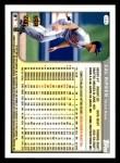 1999 Topps Opening Day #144  Cal Ripken  Back Thumbnail