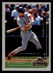 1999 Topps Opening Day #39  Mark McGwire  Front Thumbnail