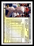 1999 Topps Opening Day #73  Scott Rolen  Back Thumbnail