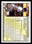 1999 Topps Opening Day #48  Derek Jeter  Back Thumbnail