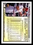 1999 Topps Opening Day #27  Juan Gonzalez  Back Thumbnail