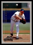 1999 Topps Opening Day #11  Greg Maddux  Front Thumbnail