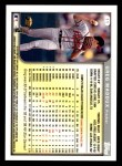 1999 Topps Opening Day #11  Greg Maddux  Back Thumbnail