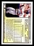 1999 Topps Opening Day #10  Manny Ramirez  Back Thumbnail