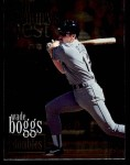 2000 Topps #230   -  Wade Boggs 20th Century's Best Front Thumbnail