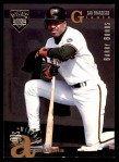 1995 Upper Deck #103   -  Barry Bonds 90's Midpoint Analysis Front Thumbnail