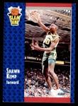 1991 Fleer #231   -  Shawn Kemp Slam Dunk Front Thumbnail