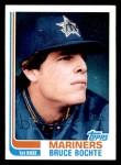 1982 Topps #224  Bruce Bochte  Front Thumbnail