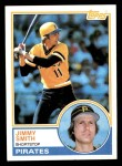 1983 Topps #122  Jim Smith  Front Thumbnail