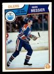 1983 O-Pee-Chees #39  Mark Messier  Front Thumbnail