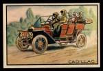 1953 Bowman Antique Autos #5   Cadillac Front Thumbnail