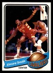 1979 Topps #117  Elmore Smith  Front Thumbnail