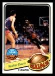 1979 Topps #80  Walter Davis  Front Thumbnail