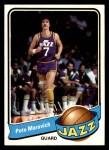 1979 Topps #60  Pete Maravich  Front Thumbnail