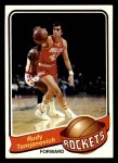 1979 Topps #41  Rudy Tomjanovich  Front Thumbnail