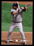 2008 Upper Deck First Edition #249  Jason Giambi  Front Thumbnail