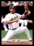 2008 Upper Deck First Edition #430  Eric Chavez  Front Thumbnail