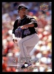 2008 Upper Deck First Edition #414  Pedro Martinez  Front Thumbnail