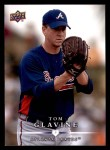 2008 Upper Deck First Edition #304  Tom Glavine  Front Thumbnail