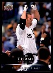 2008 Upper Deck First Edition #239  Jim Thome  Front Thumbnail