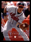 2008 Upper Deck First Edition #39  Mark Teixeira  Front Thumbnail