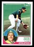 1983 Topps #233  Wayne Gross  Front Thumbnail