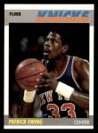 1987 Fleer #37  Patrick Ewing  Front Thumbnail